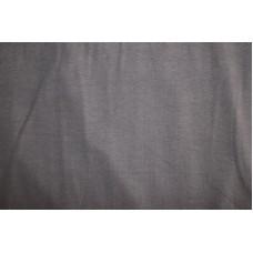 Ensfarvet sort jersey