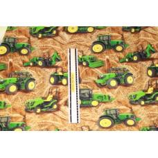 John Deere traktorer