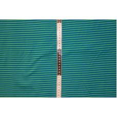 Blå og grønne striber