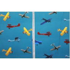 Fly fra 2 verdenskrig på blå
