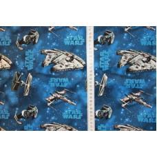 Star Wars skibe, bl.a. Tusindårsfalken