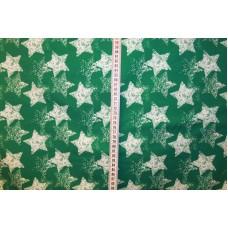 Stjerner på grøn