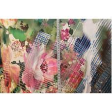 Blomster og streger